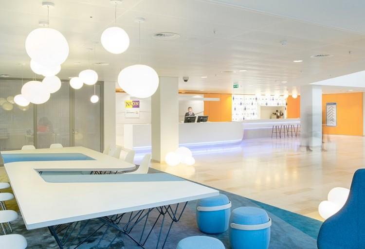 Hogy lehet kihozni a legtöbbet egy meglévő iroda megvilágításából?